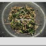 栄養たっぷり常備菜!大根葉のふりかけ